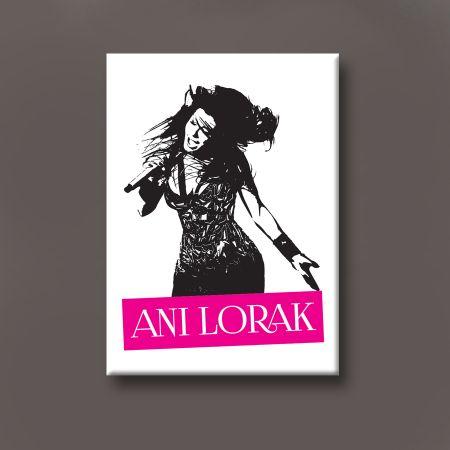 Магнит Ani Lorak