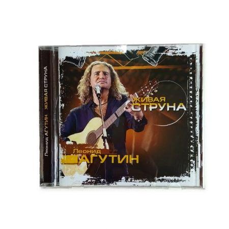 """CD """"Живая струна"""" с автографом"""