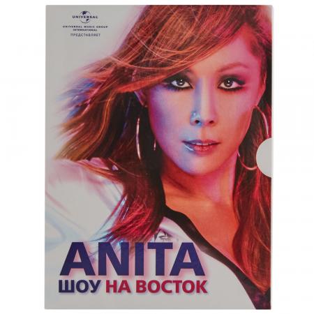 """DVD Анита """"""""На Восток"""""""""""