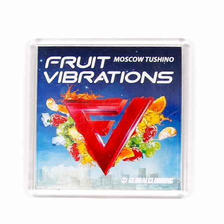 Магнит Fruit Vibration
