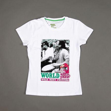 "Футболка ""World"" женская"