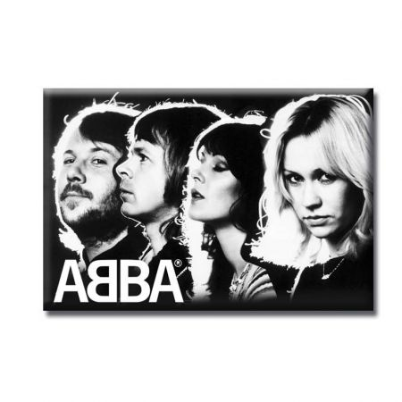 Магнит ABBA