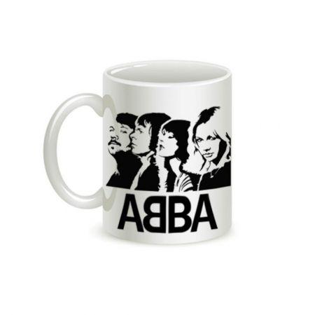 Кружка ABBA
