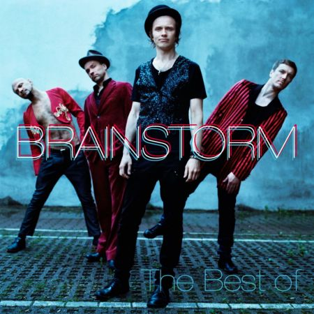 "CD BrainStorm """"The Best"""" (2013)"