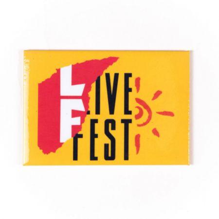 Магнит LiveFest