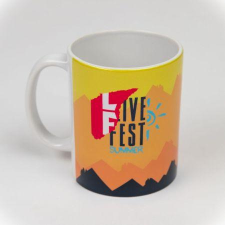 Кружка LiveFest
