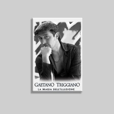 """Магнит """"Магия Иллюзий"""" Gaetano Triggiano"""