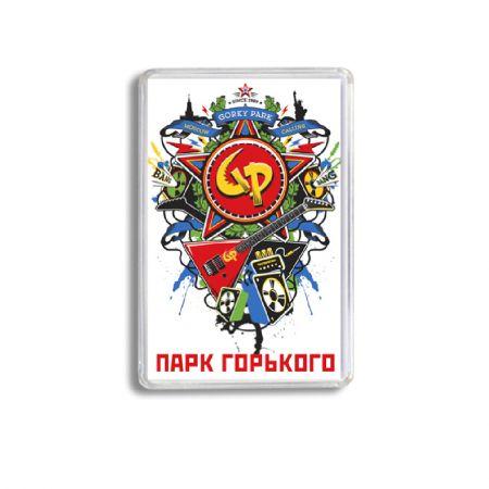 """Магнит """"Gorky Park"""""""