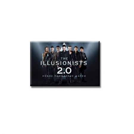 Буклет The ILLUSIONISTS