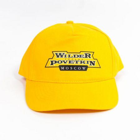 Бейсболка Wilder vs Povetkin