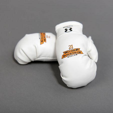 Мини - боксерские перчатки Wilder vs Povetkin