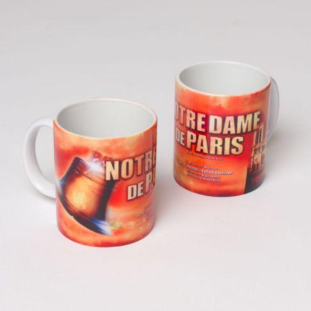 Кружка Notre Dame de Paris