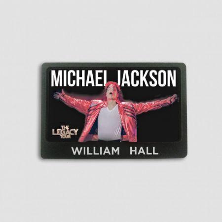 """3D Магнит """"Michael Jackson. The Legacy Tour"""""""