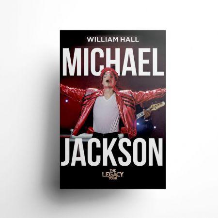 "Постер ""Michael Jackson. The Legacy Tour"""