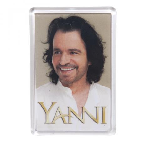 Магнит Yanni